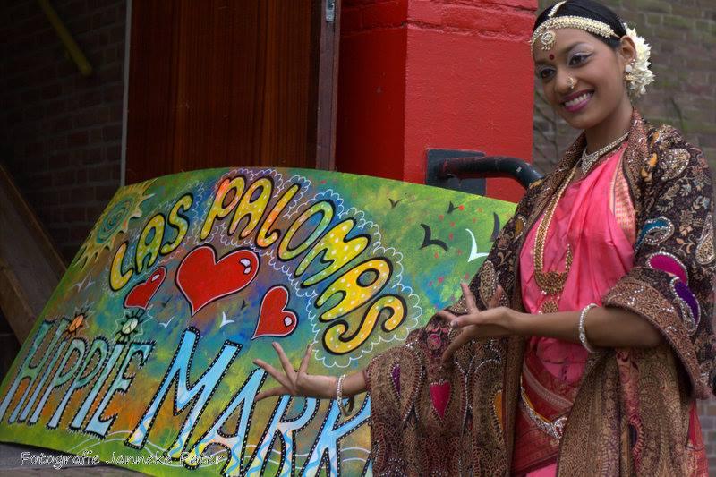 Las Palomas – Hippiemarkt