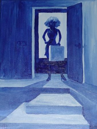 Blue Mistery