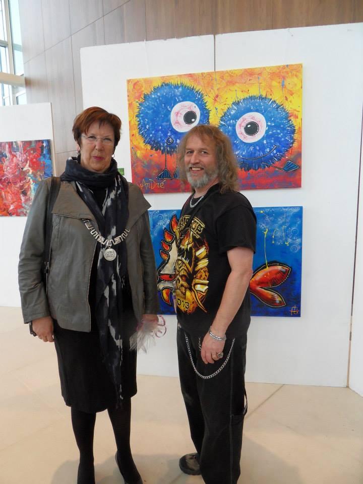 Expo bij Jillian (Almere)