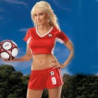 Voetbal-fan?