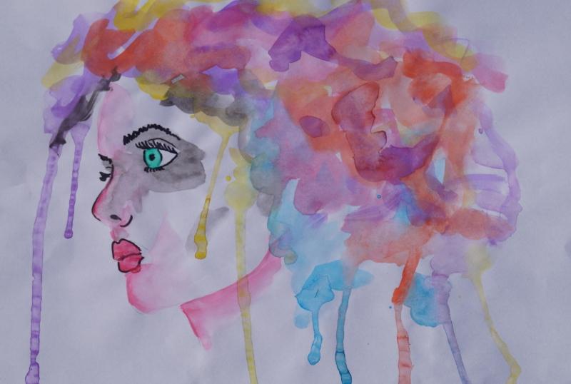 Kleurig haar