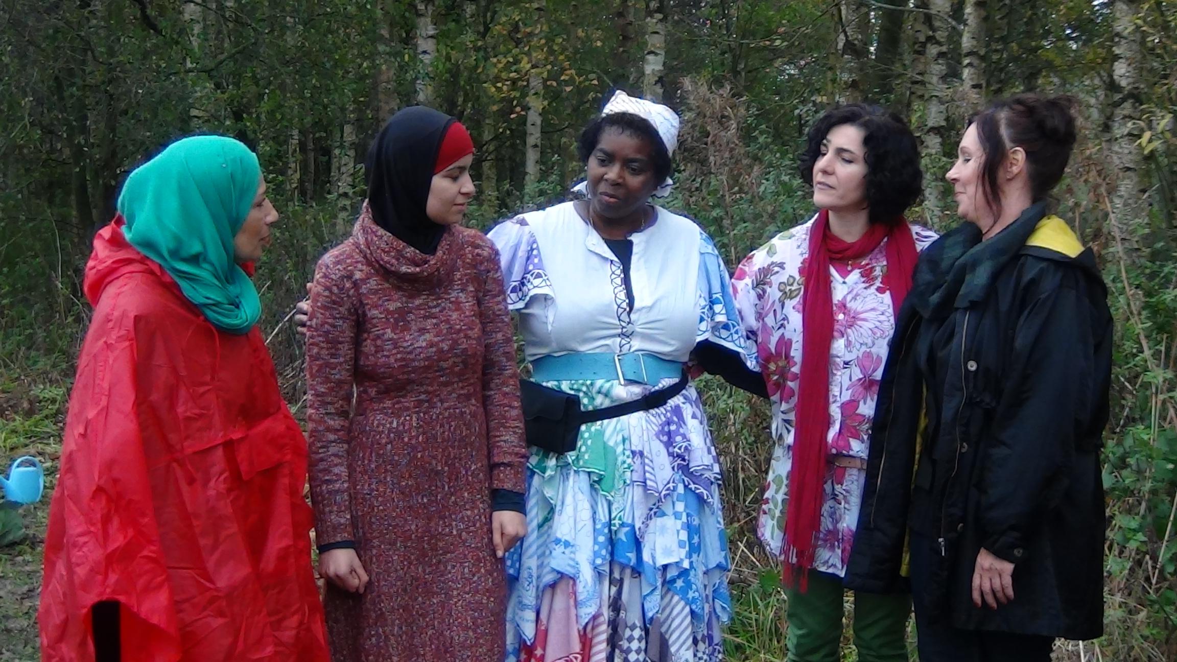 Wereldvrouwen – Het zingende water