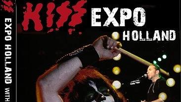 DVD van KISS Expo Holland with Eric Singer