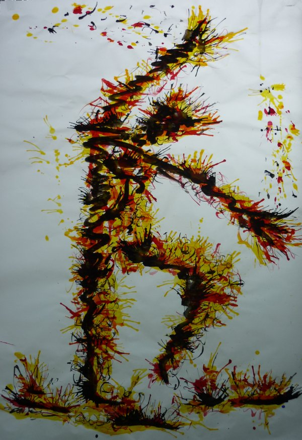 Dans-draden