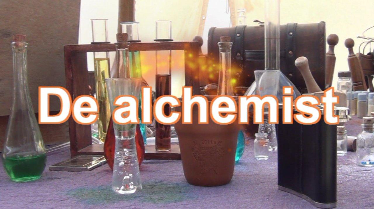 De alchemist (Quest op Castlefest)