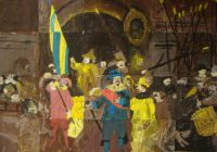 Nachtwacht van Rembrandt