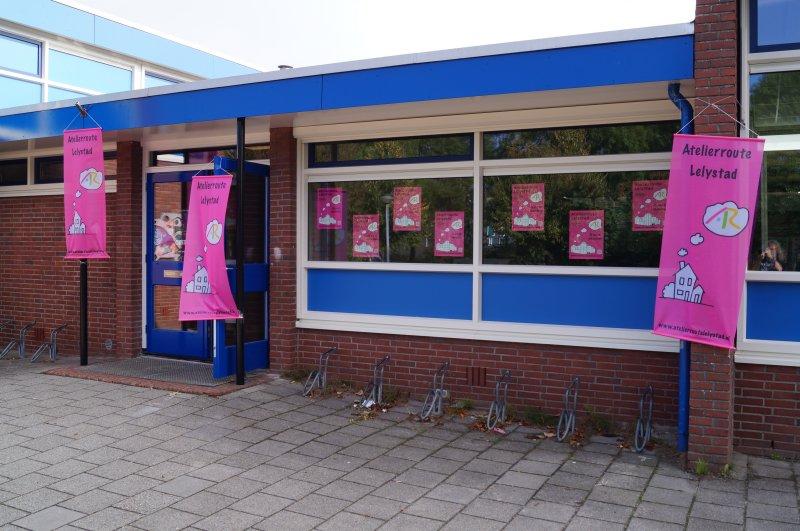 AtelierRoute Lelystad (2013)