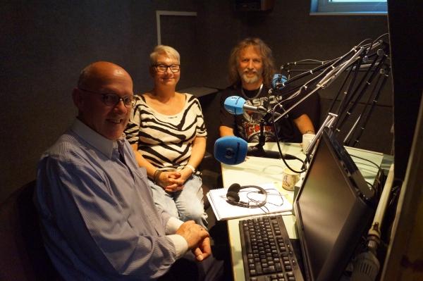 Op Visite bij Radio Lelystad