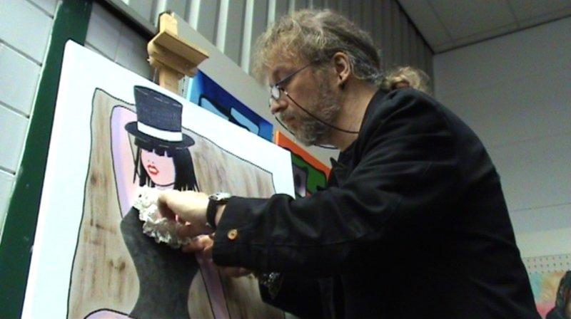Galerie Irene – Doorlopende expositie