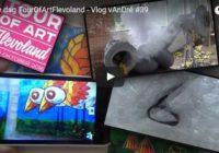 Eerste dag TourOfArtFlevoland – Vlog vAnDré #39