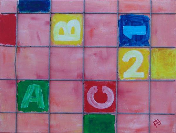Kleuren, lijnen, letters en cijfers (1)