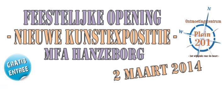 Expositie KRL in Hanzeborg