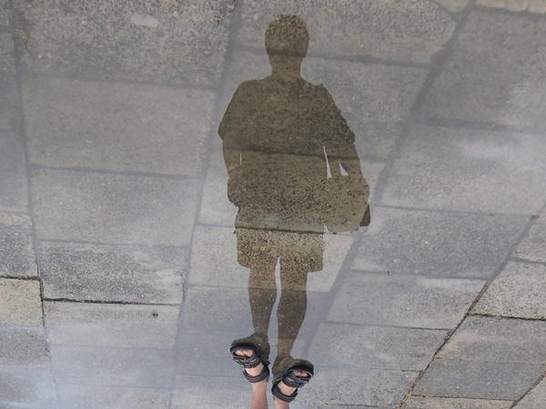 Reflectie – Lezersfoto AD