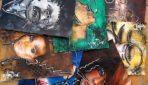 Schilderijtjes gebaseerd op foto's