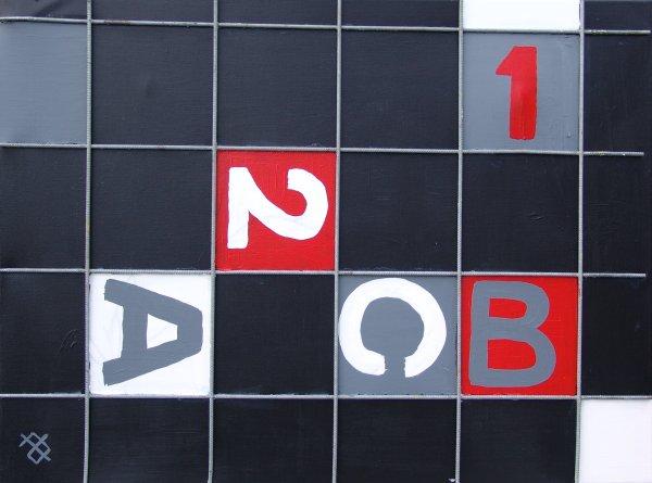 Kleuren, lijnen, letters en cijfers (2)
